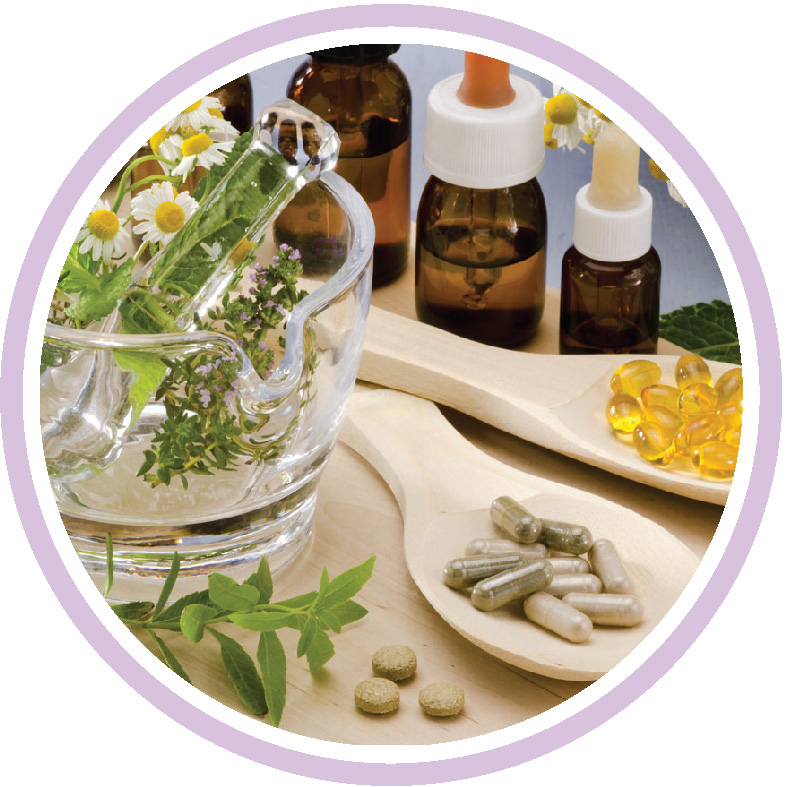 Naturopathy / Nutrition / Homeopathy