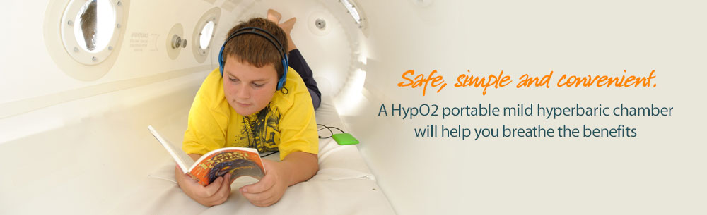 Hyperbaric Oxygen Chamber kids